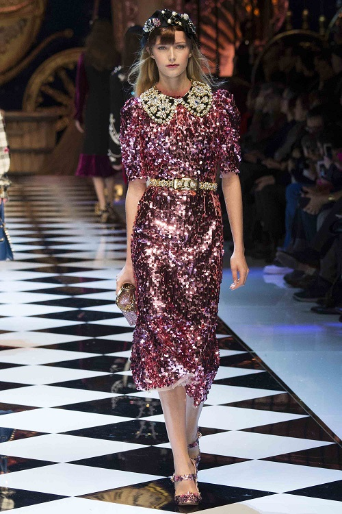 Dolce & Gabanna Fall/ Winter 16